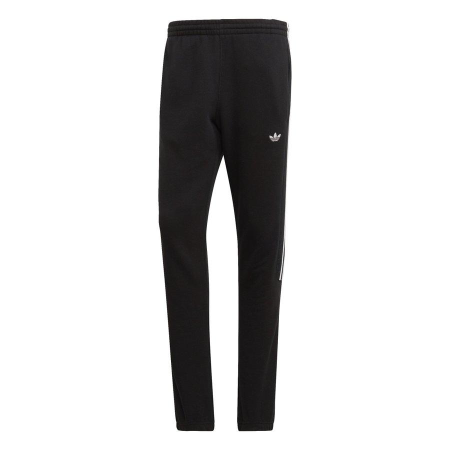 Černé pánské kalhoty Adidas - velikost S