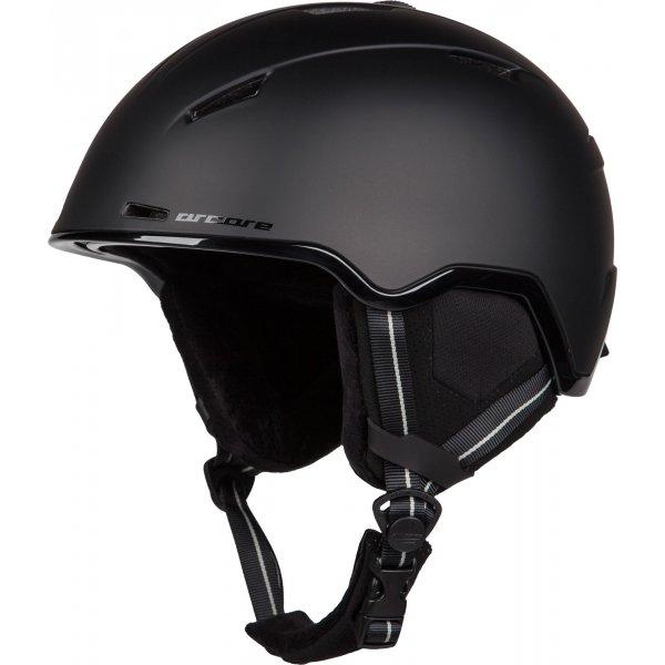 Černá lyžařská helma Arcore - velikost 58-62 cm