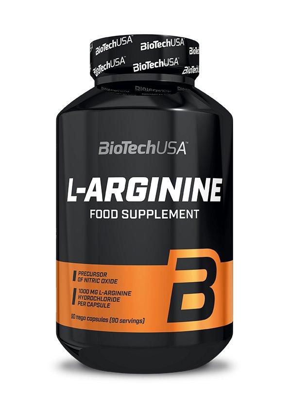 L-Arginin BioTech USA - 90 ks