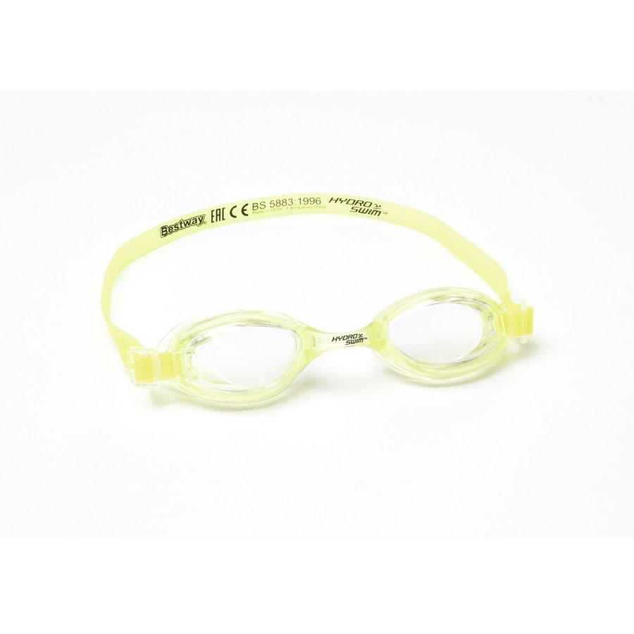 Žluté plavecké brýle Hydro Swim, Bestway