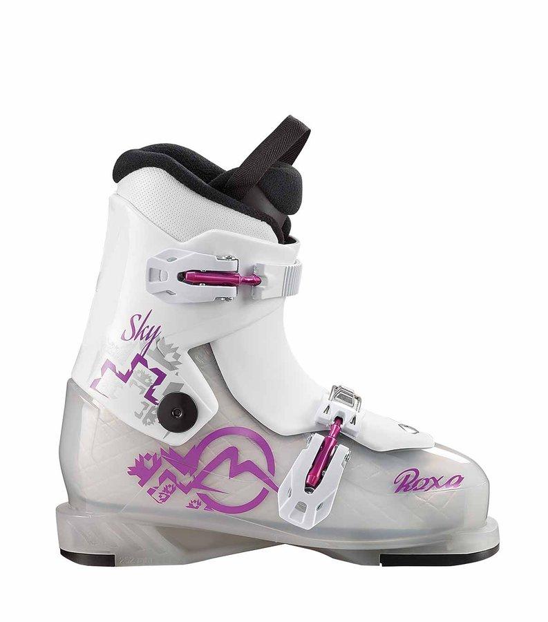 Dívčí lyžařské boty Roxa - velikost vnitřní stélky 20,5 cm