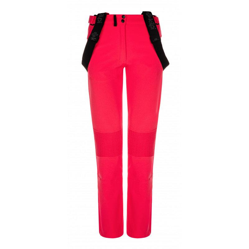 Růžové dámské lyžařské kalhoty Kilpi