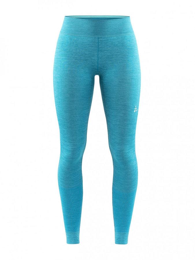 Modré dámské funkční kalhoty Craft - velikost XL