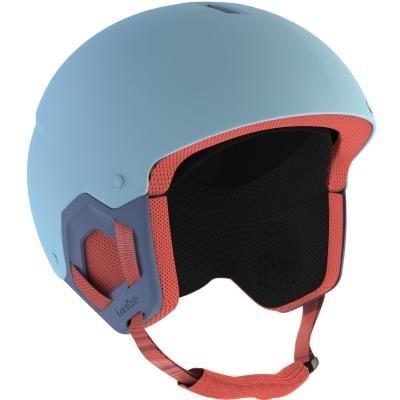 Modrá dětská lyžařská helma Wed'ze