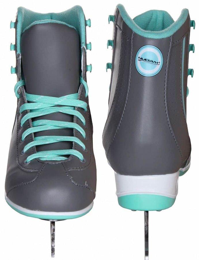 Lední brusle - Sport dámské brusle velikost (obuv / ponožky): 41