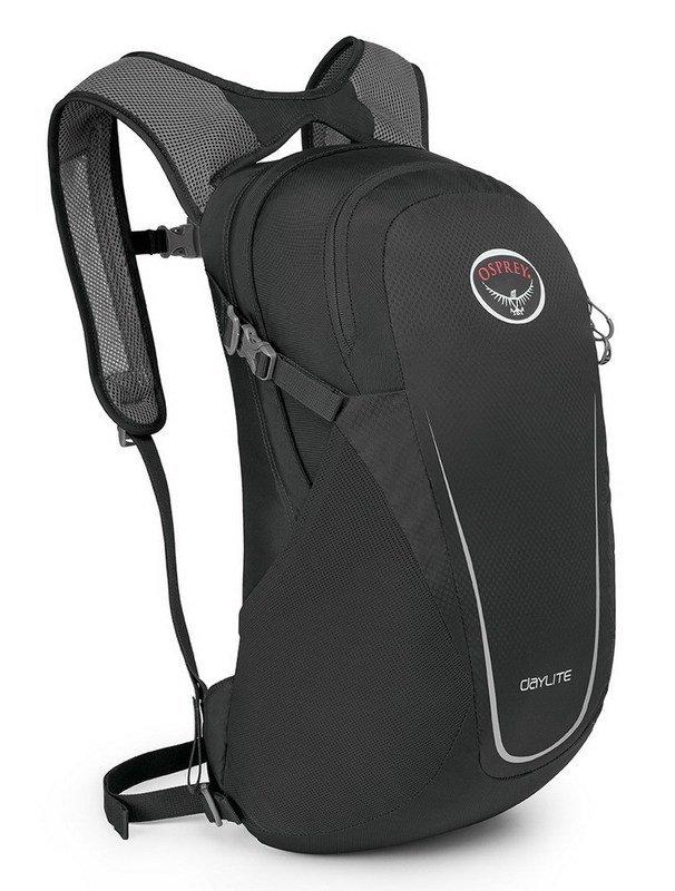 Černý batoh Osprey - objem 13 l