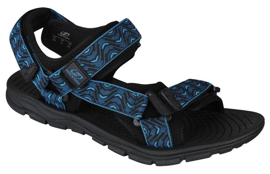 Modré dámské sandály Hannah