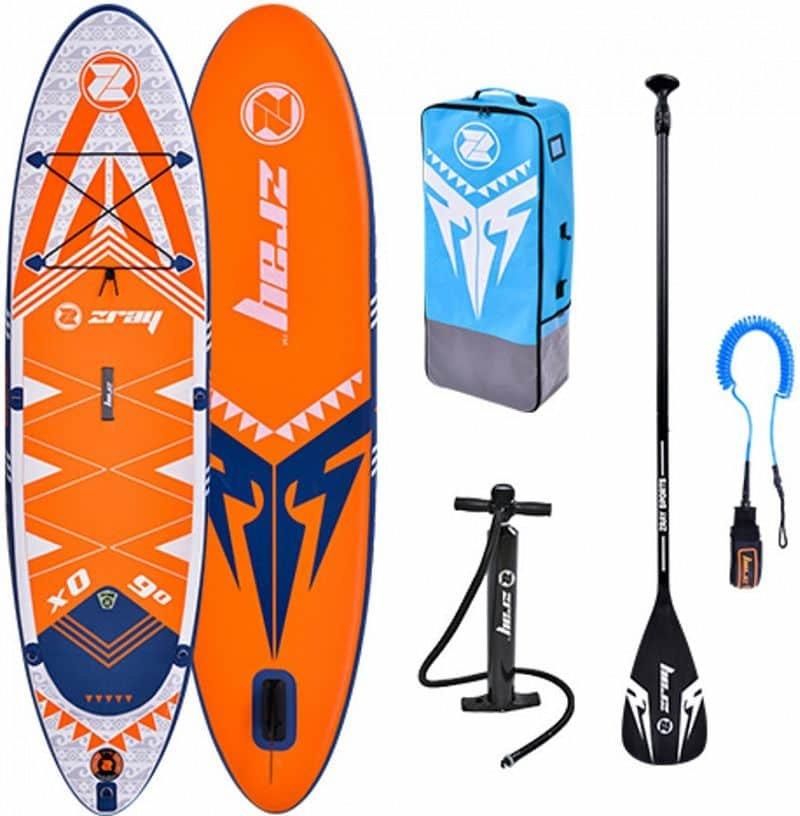 Nafukovací paddleboard Zray