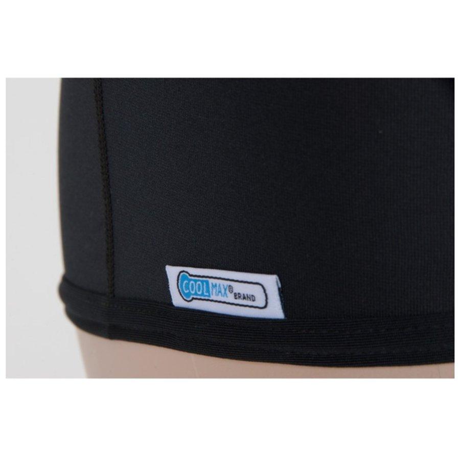 Černé dámské tričko s krátkým rukávem Sensor - velikost XL