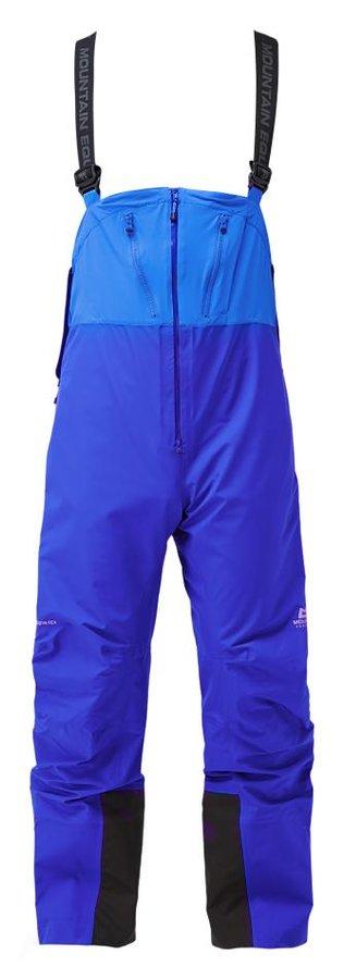 Modré zimní pánské turistické kalhoty Mountain Equipment