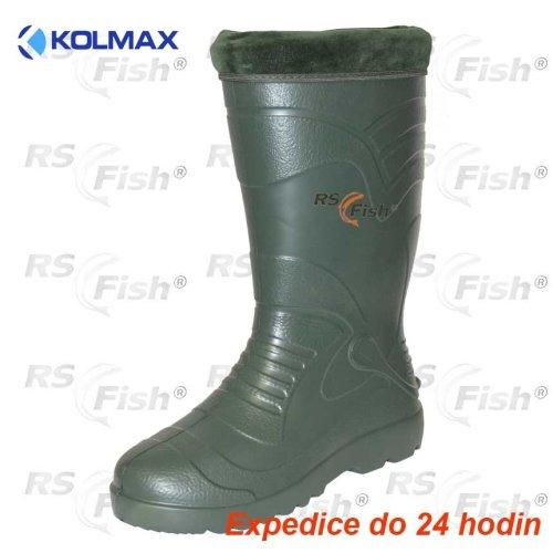 Rybářské holínky - Holinky Kolmax Wellington 064 45