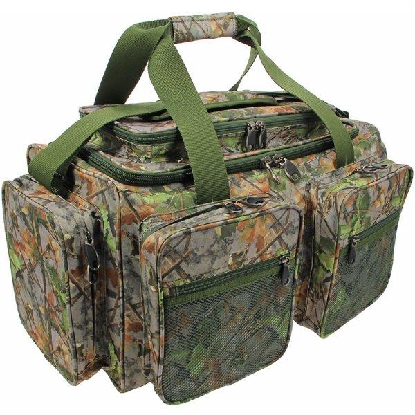 Rybářská taška - NGT Taška XPR Multi-Pocket Carryall Camo
