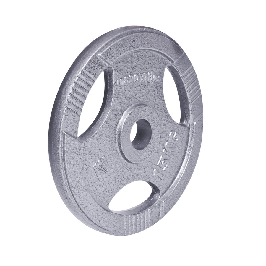 Kotouč na činky - inSPORTline Hamerton 15 kg olympijský