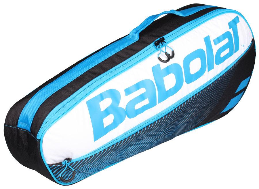 Tenisová taška - Babolat Essential Club x4 modrá