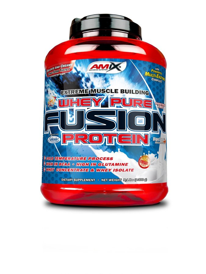 Syrovátkový protein Amix