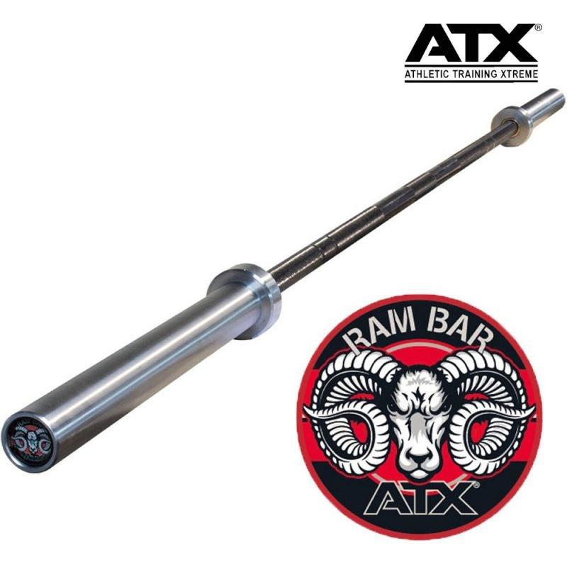 Rovná činková tyč ATX - délka 220 cm