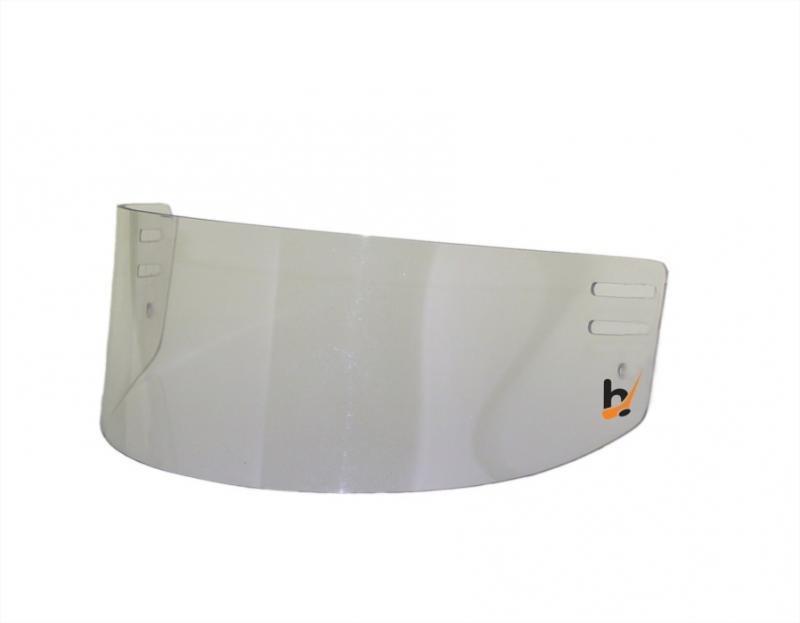 Plexi na hokejovou helmu - Hejduksport MH 050 (rovné) plexi