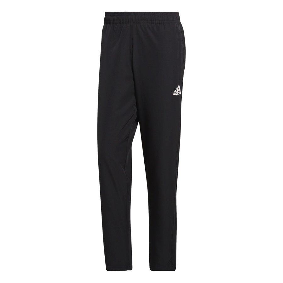 Černé pánské fotbalové kalhoty Adidas - velikost XS