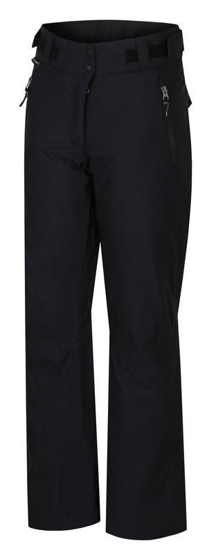 Černé dámské lyžařské kalhoty Hannah - velikost 42
