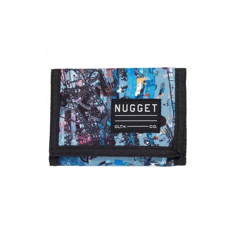 Peněženka - Nugget Everlong Wallet C - Mosh Blue Velikost: JEDNOTNÁ VELIKOST