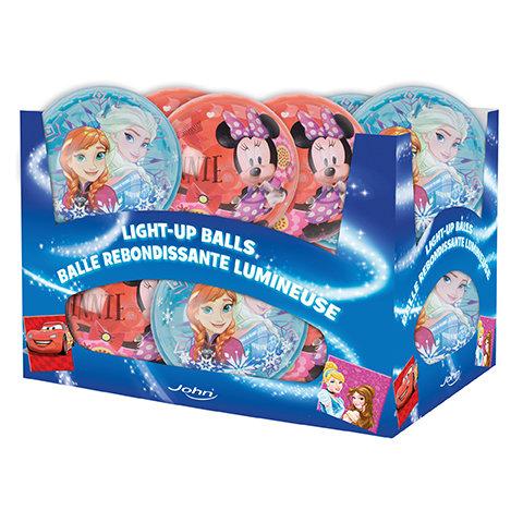 Míč - JOHN - Míč Frozen & Minnie 100Mm Asst