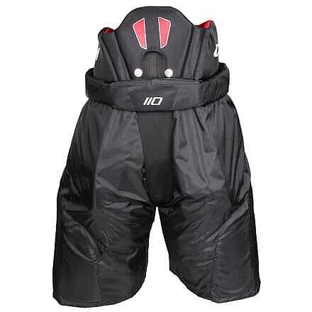 Černé hokejové kalhoty - senior CCM - velikost S
