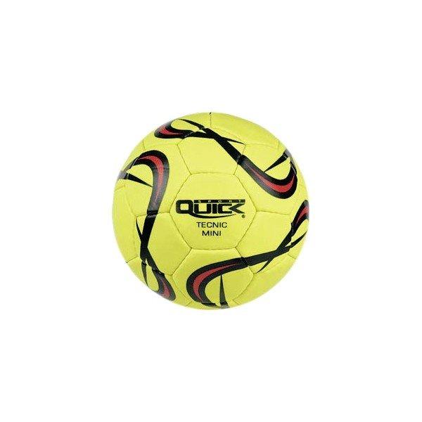 Žlutý fotbalový míč QuickSport