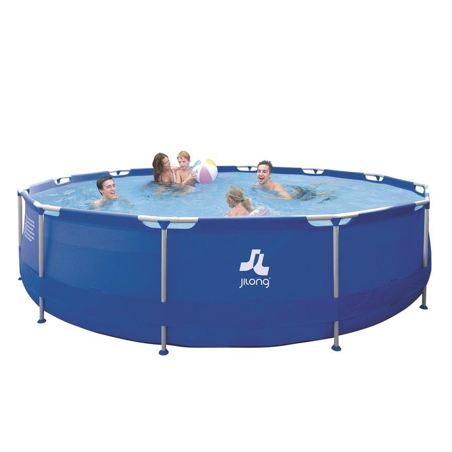 Nadzemní kruhový bazén Master Pool - průměr 420 cm a výška 84 cm
