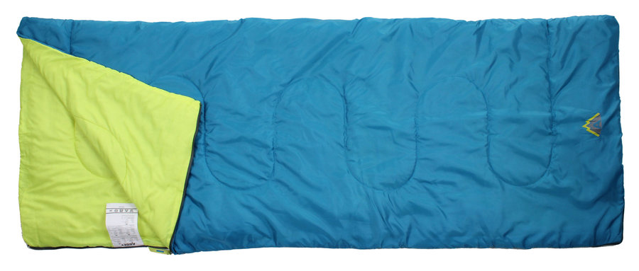 Modrý spací pytel Abbey Camp - délka 200 cm