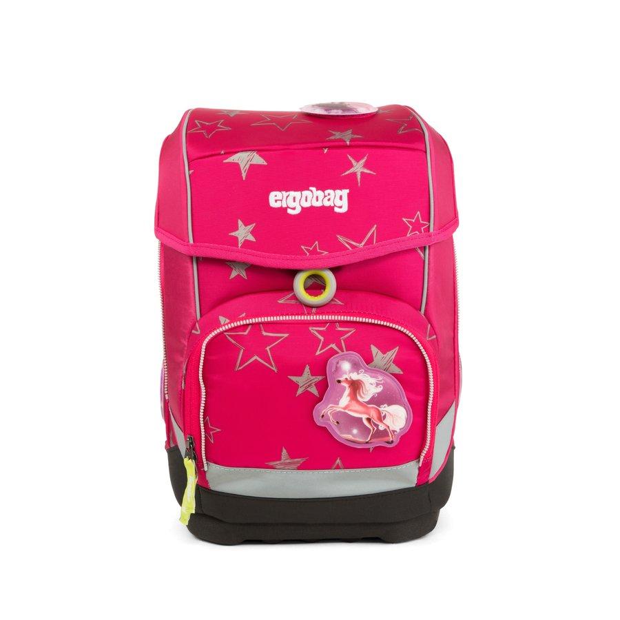 Batoh - Ergobag Cubo Růžový