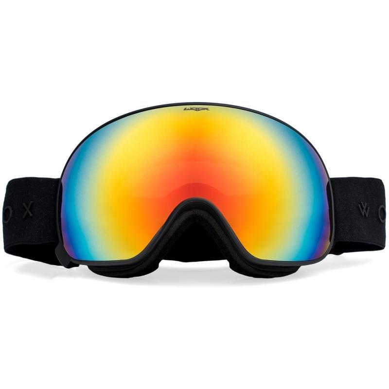 Lyžařské brýle - WOOX Opticus Opulentus Dark/Re lyžařské brýle
