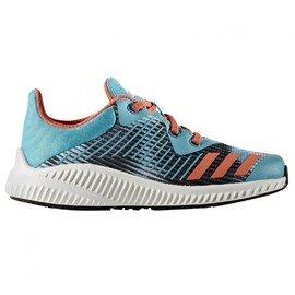 Tyrkysové dívčí běžecké boty FortaRun, Adidas