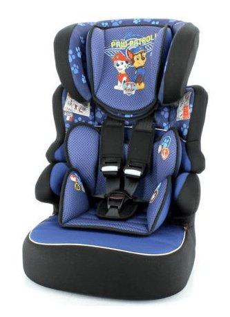 Modrá dětská autosedačka BeLine, Nania - nosnost 36 kg