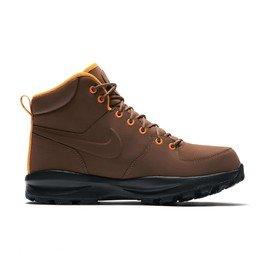 Hnědé pánské zimní boty Nike