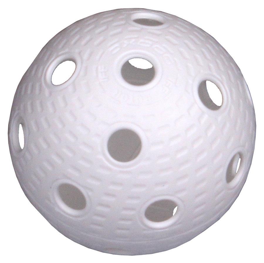 Bílý florbalový míček Rotor, Oxdog