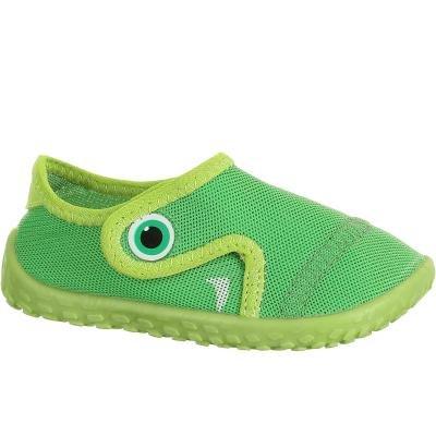 Zelené boty do vody AQUASHOES 100, Subea