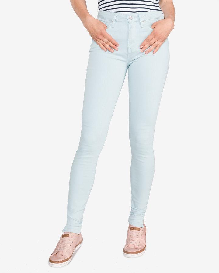 Modré dámské džíny Tommy Hilfiger - velikost 26
