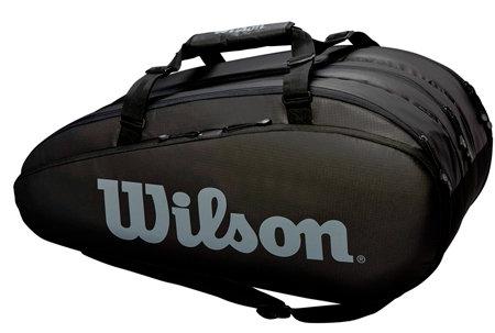 Tenisová taška - Wilson Tour 3 Comp 2019 černá