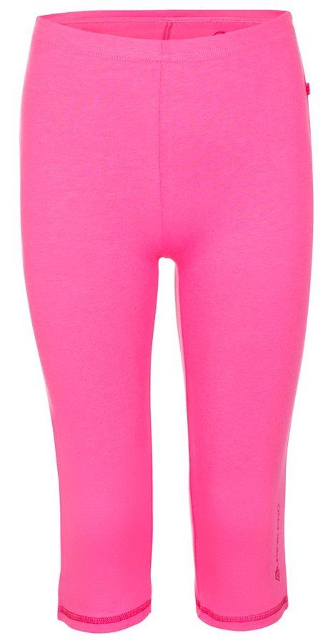 Růžové dívčí kalhoty Alpine Pro - velikost 152-158