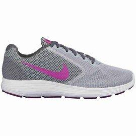 Šedé dámské běžecké boty - obuv REVOLUTION 3 09f03ec1e8
