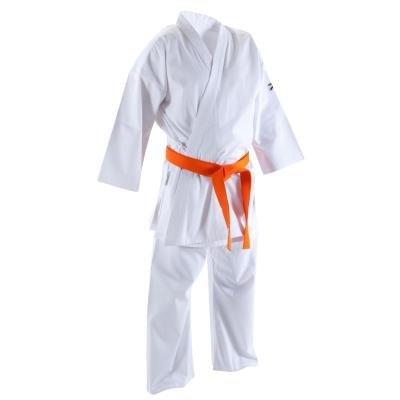 Bílé kimono na karate Domyos