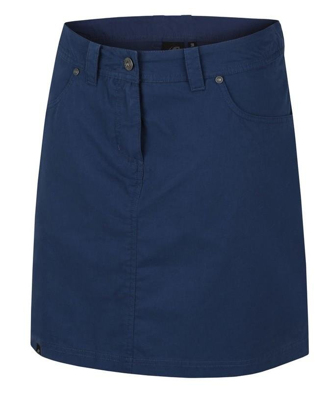 Modrá dámská sukně Hannah
