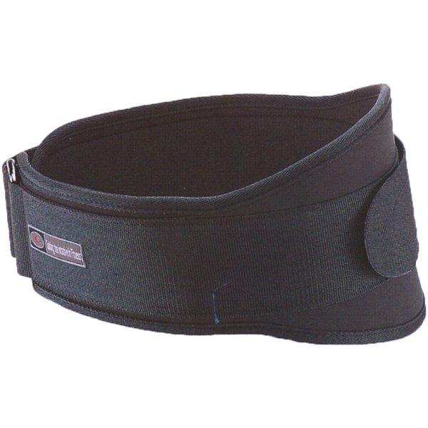 Černý vzpěračský pás Strap - velikost L