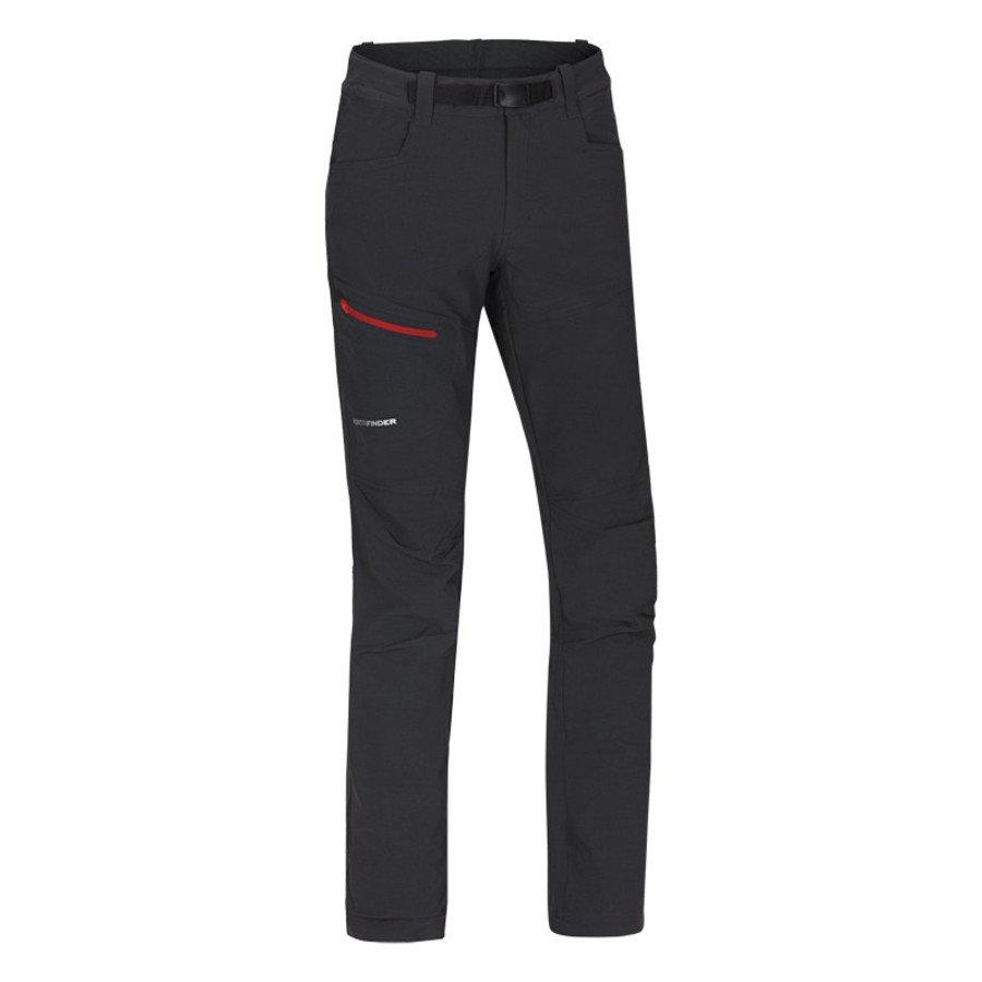 Černé pánské kalhoty NorthFinder - velikost XXL