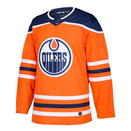 Oranžový hokejový dres Adidas