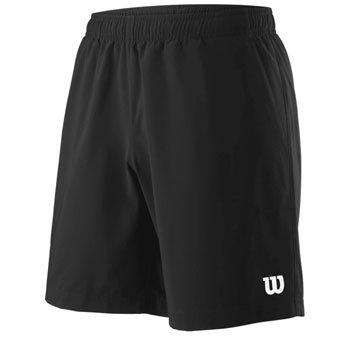 Tenisové kraťasy - Pánské šortky Wilson Team 8 Black XXL