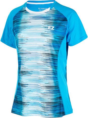 Modré dámské funkční tričko s krátkým rukávem FZ Forza