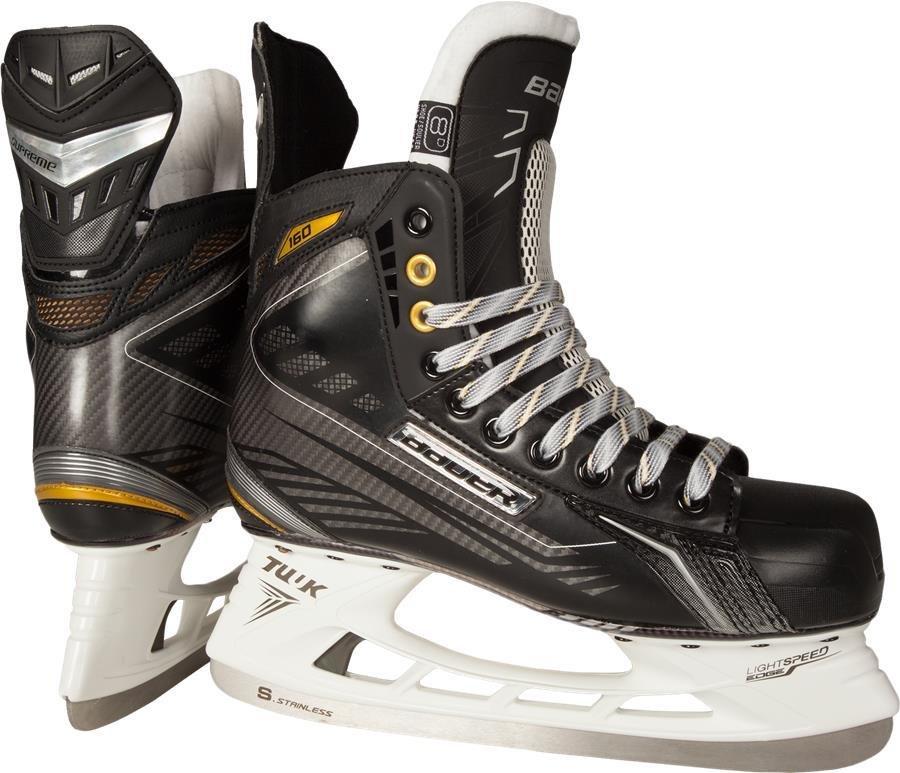 Pánské hokejové brusle Supreme 160, Bauer - velikost 47 EU