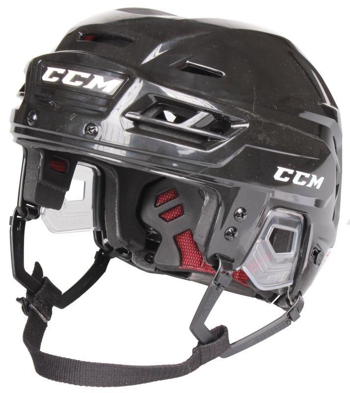 Hokejová helma - Hokejová helma CCM RES 300 SR bílá, vel. S