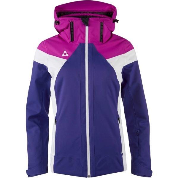 Modrá dámská lyžařská bunda Fischer